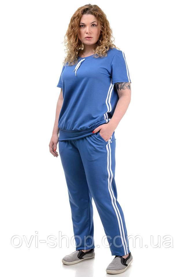 женский спортивный костюм летний