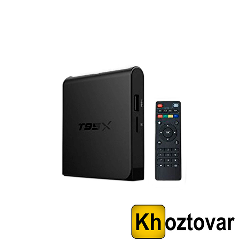 Приставка ТВ Android TV BOX Т95Х 2+8 (4 ядра)