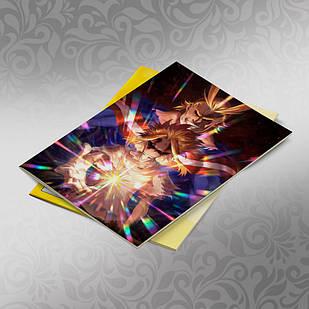Скетчбук А5 кремовые листы Boku no Hero Academy 30 листов 017