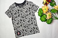 Детская футболка для мальчика ТМ Бемби, фото 1