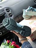 Стильні жіночі кросівки Dior D-connect / Діор, фото 5