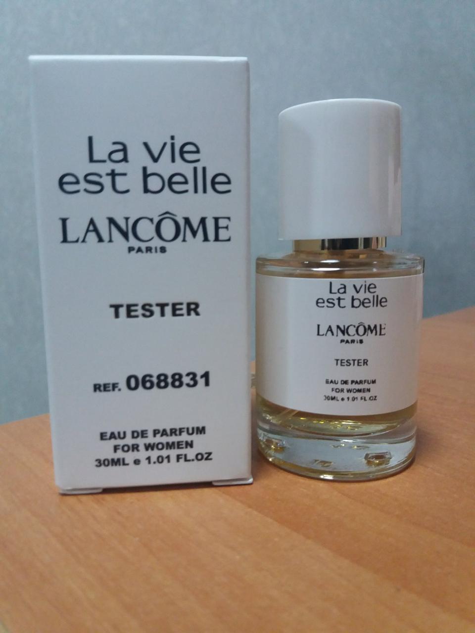Женский парфюм La Vie Est Belle Lancome (ланком ла ви эст бэль) тестер 30 ml (реплика)
