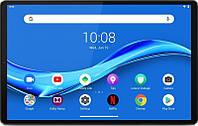 "Планшетный ПК Lenovo Tab M10 Plus TB-X606X 64GB 4G Platinum Grey (ZA5V0080UA); 10.3"" (1920х1200) IPS / Mediatek Helio P22T / ОЗУ 4 ГБ / 64 ГБ"