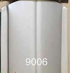 Штахетник 130мм глянець 2х ст. 8017 Гарантія 10 років евроштакетник штахет RAL 9006