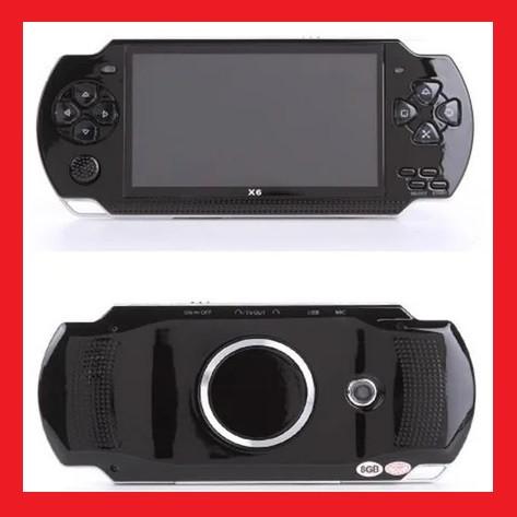 """Игровая Приставка консоль SONY PSP 4.3"""" MP5 (копия) 4Gb"""