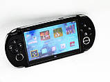 "NEW! PS Vita приставка 5.1"" MP5 8Gb 1000 игр (copy), фото 4"