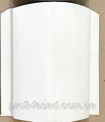 Штакетник 130мм глянец 2х ст. 8017 Гарантия 10 лет евроштакетник штахет RAL 9003