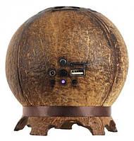 Ультра портативная мини беспроводная колонка YK-T10 Coconut Shell