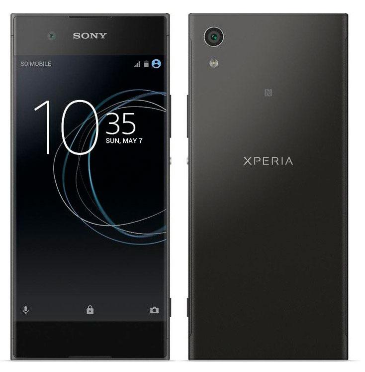 Смартфон Sony Xperia XA1 Dual (G3112) Black