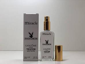 Тестер с феромонами 65 ml Lancom Miracle производства ОАЭ (реплика)