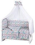 Детский постельный набор Babyroom Comfort 8 элементов, фото 2