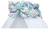 Детский постельный набор Babyroom Comfort 8 элементов, фото 3