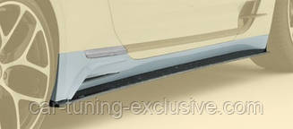 MANSORY side skirts for Bentley Continental GT / GTC