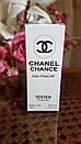 Женский парфюм Chanel Chance Eeau fraiche (шанель шанс фрэш) тестер 45 ml Diamond ОАЭ (реплика), фото 2