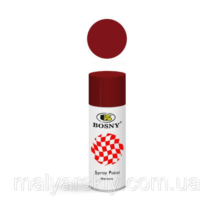 168   Червоно-коричневий ГРУНТ В АЕРОЗОЛІ   BOSNY   400мл