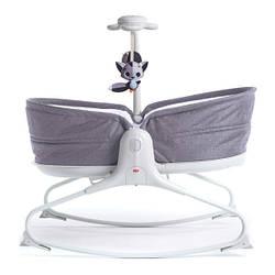Крісло - ліжечко - качалка 3 в 1 Tiny Love Мамині обійми (сірий) (1804100030)