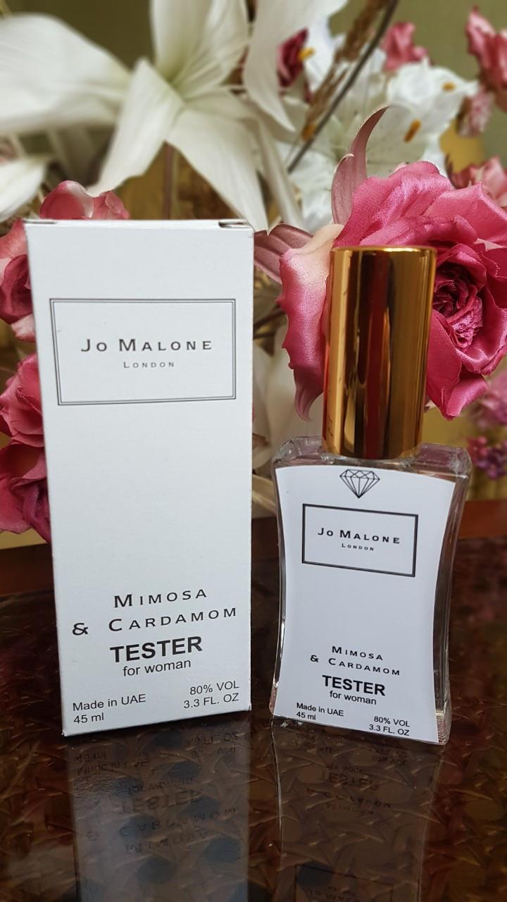 Jo Malone Mimosa And Cardamom парфюм унисекс тестер 45 ml Diamond ОАЭ (реплика)