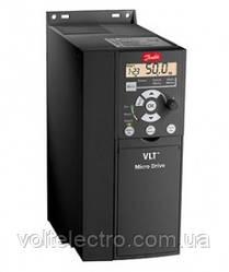 Частотный преобразователь  FC-051P7K5 (7,5 кВт, 15,5 А, 380 В)