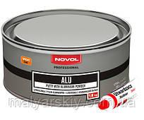 Шпаклівка з алюмінієм ALU  1,8кг  NOVOL