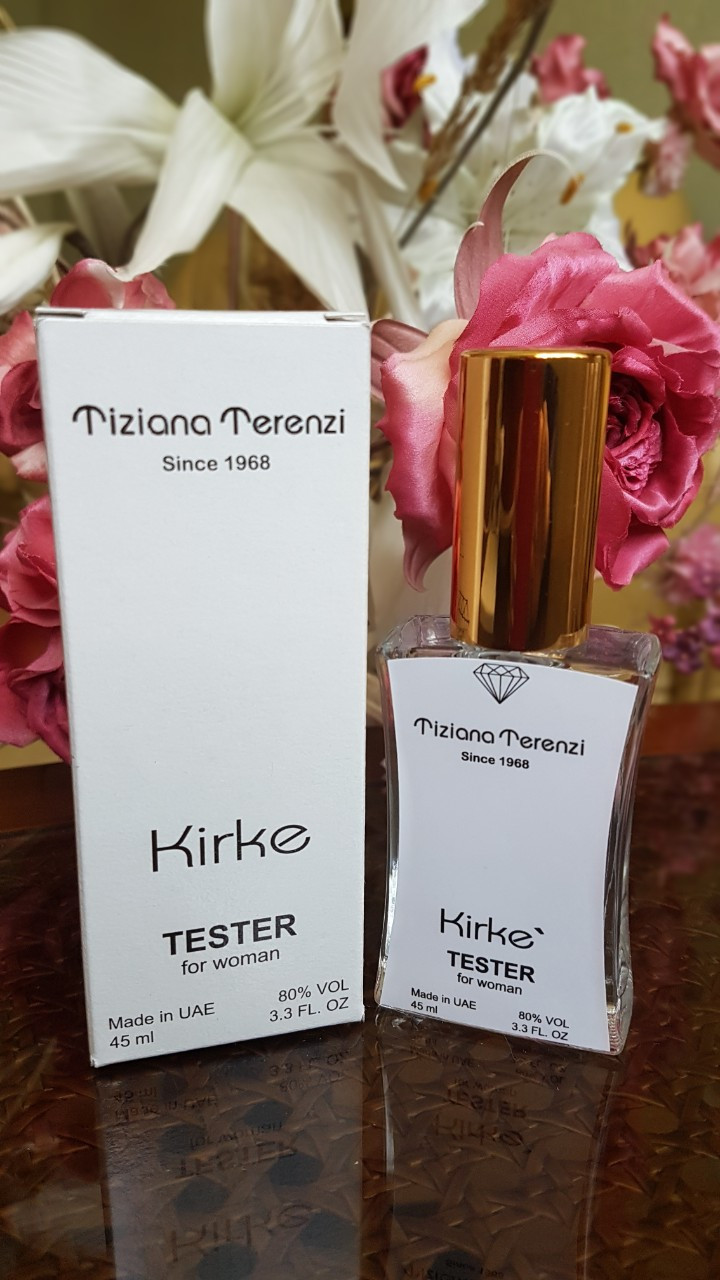 Tiziana Terenzi Kirke мини-парфюм унисекс (тициано терензи кирке) тестер 45 мл Diamond ОАЭ (реплика)