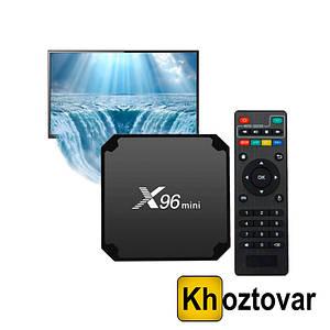 Приставка Android Smart TV Box X96 2Gb/16Gb