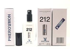 Carolina Herrera 212 Men мужская туалетная вода тестер 60 ml в цветной упаковке (реплика)