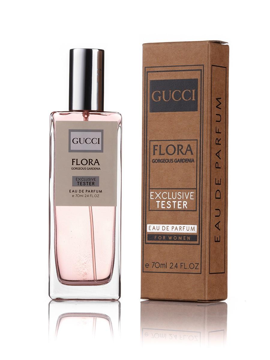 Gucci Flora by Gucci Gorgeous Gardenia женская парфюмерия тестер Exclusive Tester 70 ml (реплика)