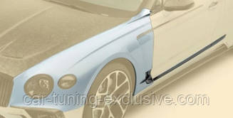MANSORY front fenders for Bentley Continental GT / GTC