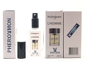 Мужской парфюм Yves Saint Laurent L'Homme тестер 60 ml с феромонами в цветной упаковке (реплика)