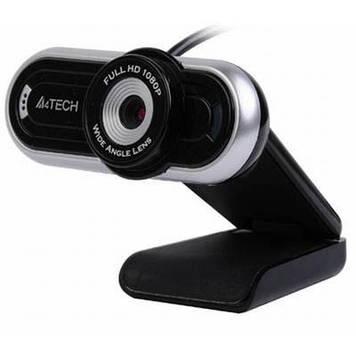 Веб-камера універсальна A4Tech PK-920 H-3 HD Black/Silver (PK-920 H-1 HD)