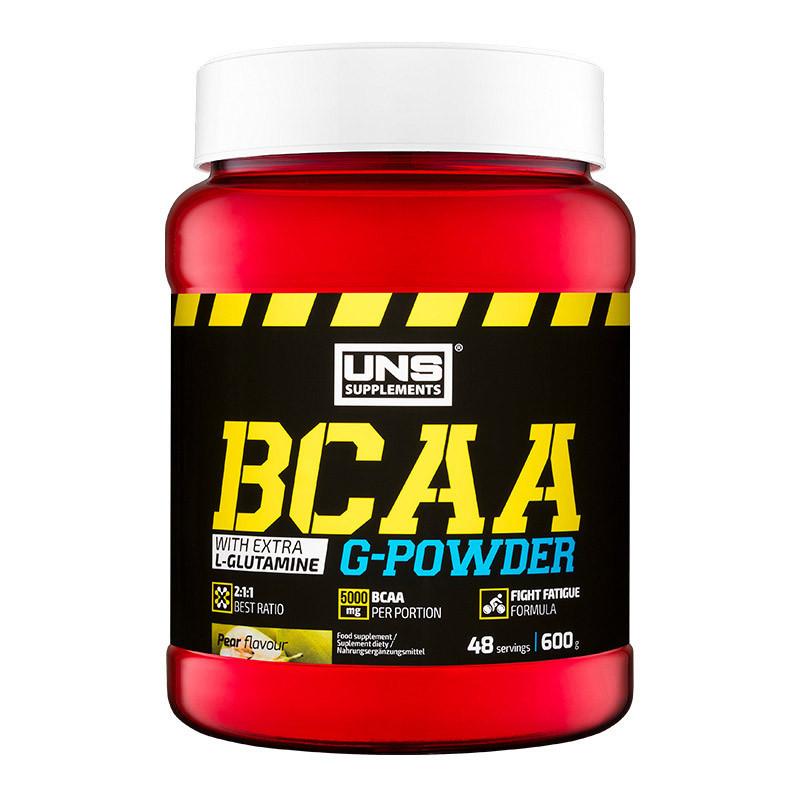 Аминокислоты UNS BCAA G-Powder 600g