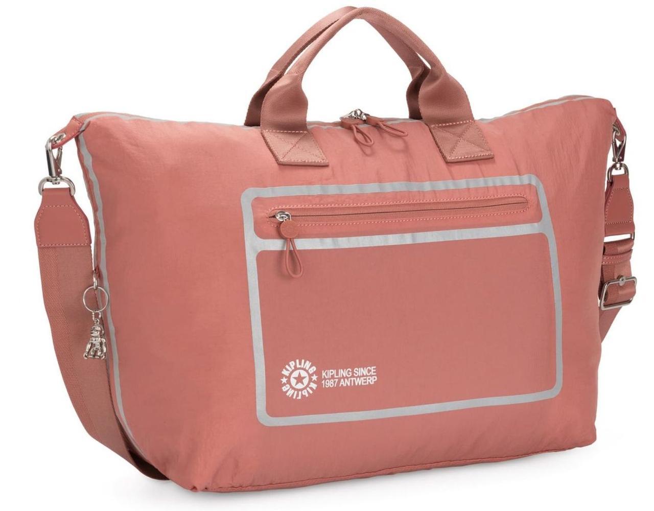 Женская сумка Kipling K Origin Fc, розовая