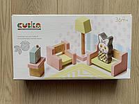 Дитячі меблі дерев'яні  Cubika 4