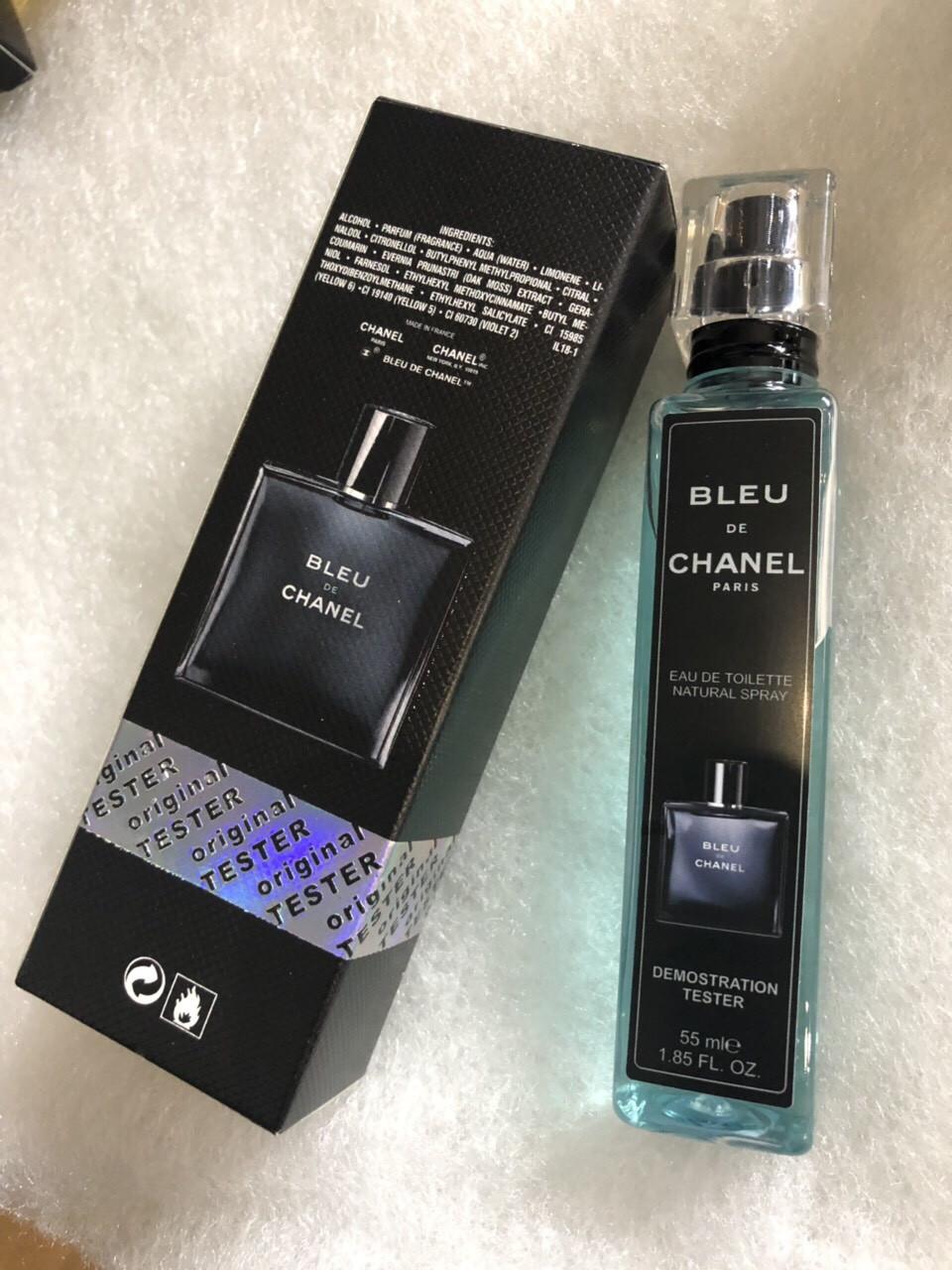 Chanel Bleu de Chanel мужской парфюм тестер 55 ml (реплика)