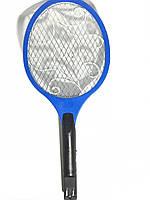 Електрична Мухобойка Rechargeable Mosquito-Нitting Swatter на Батарейках, фото 1