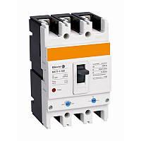 Авт. выключатель ВА77-1-630, 3Р, 630А, 10In, Icu 70кА, Ics 50кА, 400В, с 2 регулировками терм. расцеп. Electro, фото 1
