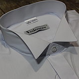 Класична сорочка під краватку-метелик, фото 2