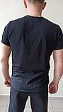 Мужская футболка Adidas Porsche краный, синий, черный, электрик, серый, фото 8