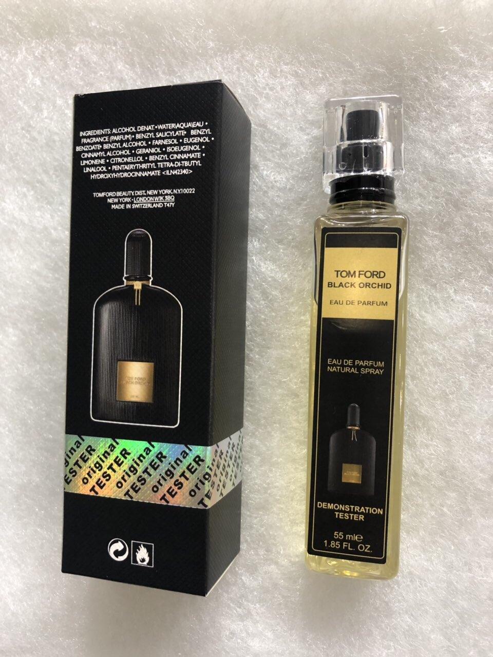 Мини парфюм женский тестер Tom Ford Black Orchid (Том Форд Блэк Орхид) 55 ml (реплика)