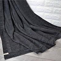 Плед MONO Black, 140х180 см