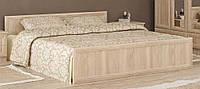 Соната Кровать 160 + ортопедический вклад МЕБЕЛЬ СЕРВИС 160х200 (202.2х174.1х60 см), фото 1