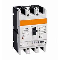 Авт. промисловий викл. з електронним розчеплювачем ВА77-1-400 (тип НЕ) 3P 200-400А 400В Electro, фото 1