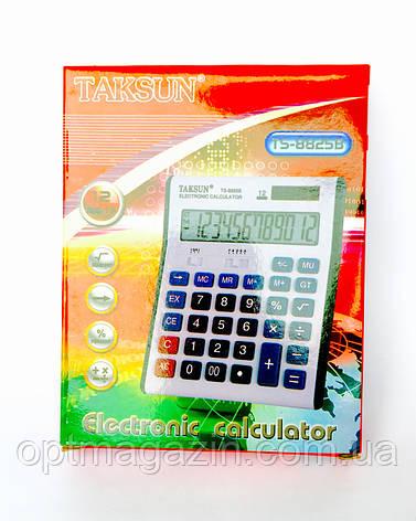 Калькулятор Taksun TS-8825B, фото 2