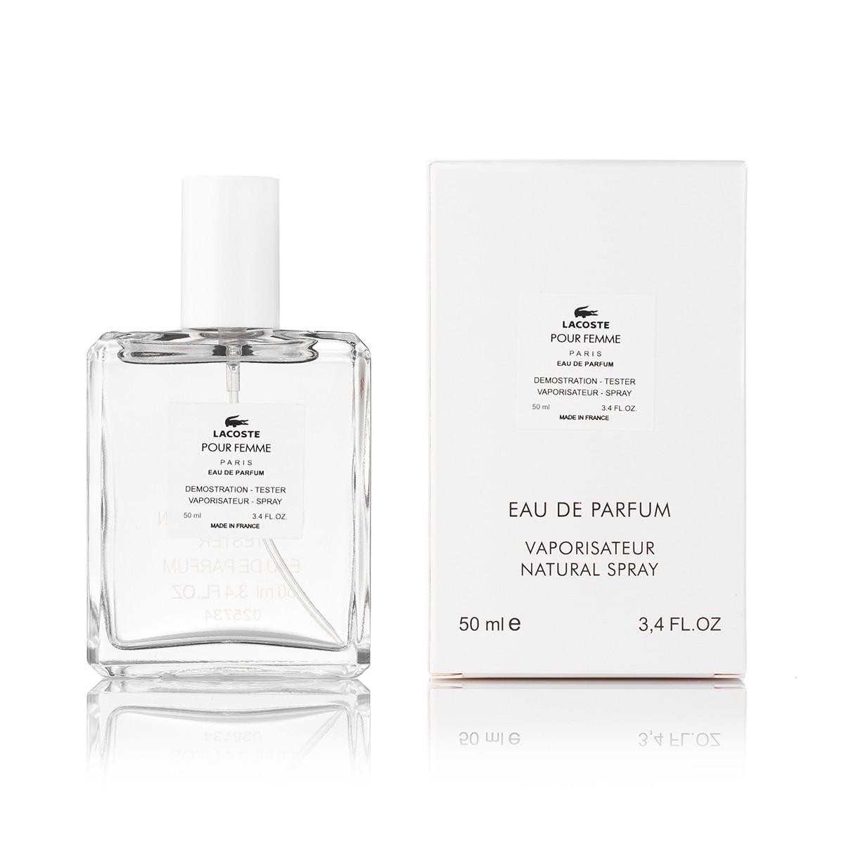 Lacoste Pour Femme (лакоста пур фэм) парфюм женский тестер 50 ml (реплика)