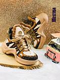 Комплект женская Сумка, кеды желтые, фото 2