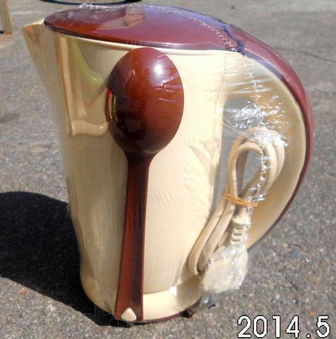 """Мини чайник кружка + ложка - """"Gondol Supreme G122"""" - 0,6 литра."""