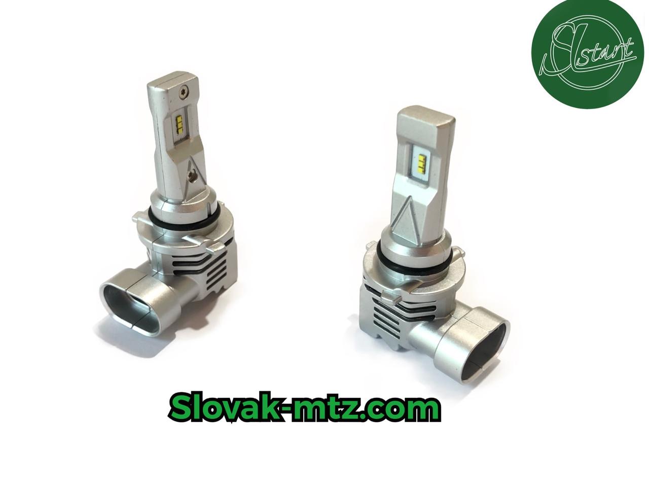 LED лампа PROLIGHT M3 HB4-9006 55W 6500K (2 шт.) Fhilips-ZES
