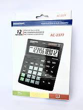 Калькулятор Assistant  AC-2377 (Ассистент)