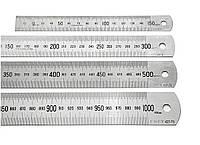 Линейка металлическая 1000 мм (b=40мм) ГОСТ 427-75 (Ставрополь)