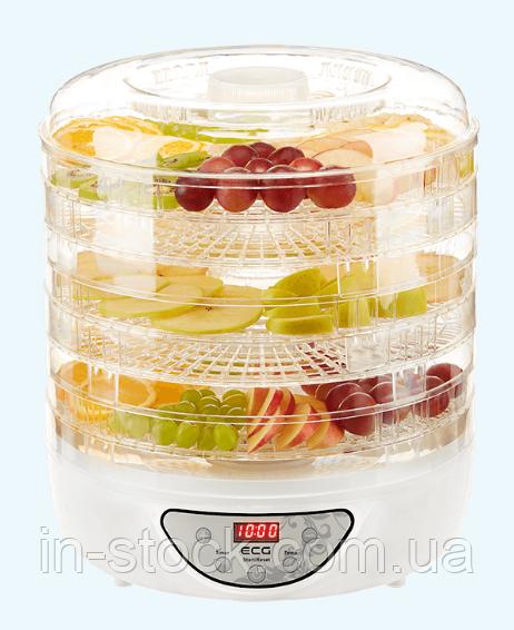 Сушка для фруктів та овочів ECG SO 570